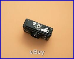 Rollei 35 Classic Black limited Edition of 1620 pieces