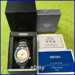 SEIKO 5 Sports SBSA137 WATCH BEATMAKER Japan Limited Edition 300 pieces
