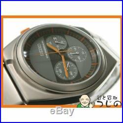 SEIKO x GIUGIARO Chronograph SCED057 LIMITED 1,000 pieces Wrist Watch Quartz F/S