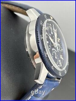 SINN 103 SA B E Limited Edition 500 Piece Blue Dial Swiss Valjoux 7750 Automatic
