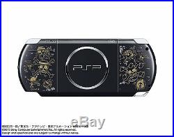 SONY PSP 2000 Limited Edition One Piece Console VGCWarranty