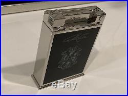 S. T. Dupont Opus X Fuente 4 Piece Black 2005 Limited Edition Set 100% Genuine