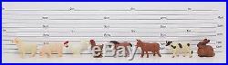 Safari Ltd. Good Luck Minis Bulk Variety Pack 125-piece Set