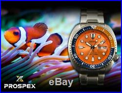 Seiko Srpc95k1 Prospex Turtle Limited Edition Brand New One More Piece