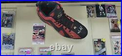 Shawn Kemp Reebok Autographed Shoe 1/1 JSA Certified SEATTLE SUPERSONICS RARE