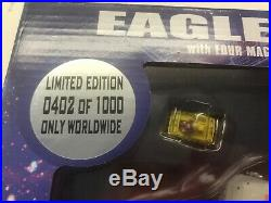 Sixteen 12 Eagle Transporter Space 1999 New Adam New Eve Limited Edition Piece