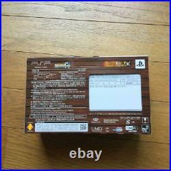 Sony PSP Playstation One Piece Romance Dawn Mugiwara Limited Edition Console JP