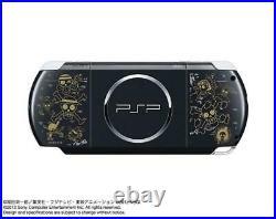 Sony PSP Playstation One Piece Romance Dawn Mugiwara Limited Edition Console NEW