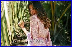 Spell Gypsy Boho Diamond Eyes Kimono Os