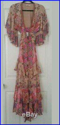 Spell & the Gypsy Collective Designs Limited Edition Siren Song Gown Sz XS