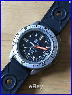 Squale Medium 20 Atmos 1515 Limited Edition of 10 Pieces