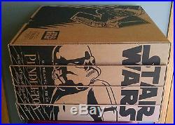 Star Wars Pendleton Wool Blankets 4 Piece Limited Edition New Rare Hope Jedi Set