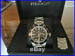 Stunning Rare Steinhart Ocean One Legacy Ltd Edition 199 Pieces 42mm
