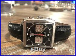 TAG Heuer Monaco Sincere Limited Edition CW2115 RARE (50 pieces only)