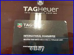 TAG Heuer Monaco Vintage Limited Edition Watch Only 1200 Pieces Made