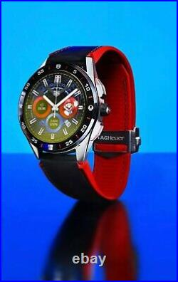 Tag heuer super mario limited edition 1 of 2000 pieces SOLD OUT