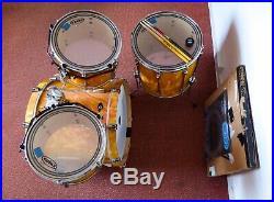 Tama Superstar Custom EFX Limited Edition 4 Piece Drum Kit + Extras