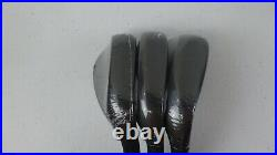 Titleist Vokey SM8 All Black 50.08F/54.10S/58.08M Limited Edition 3-Piece Set