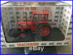 Tractor Volvo BM 430 -1/32 -350 pieces autocult tracteur / traktor