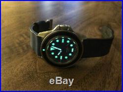 UNIMATIC U1-MP Watch Limited Edition 100 Pieces Sterile Bezel 300m Diver Watch