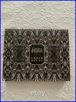 Urban Decay Game Of Thrones Vault LIMITED EDITION 13 Piece Set NEW Authentic