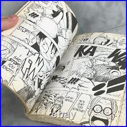 VERY RARE One Piece Vol 1 Romance Dawn Limited Edition Metallic Gold Manga #3978