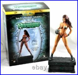 Witchblade Statue Armor Bikini Version 1/6 Scale Brand New Limited 1500 Pieces