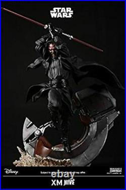 XM STUDIOS MOVIE VERSION DARTH MAUL 1/4 scale Limited edition Out Of 270 Pieces
