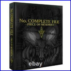 Yu-Gi-Oh Duel Monsters Complete File s No Piece Of Memories Limited Japanese