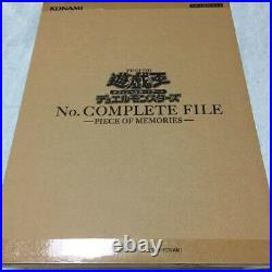 Yu-Gi-Oh Duel Monsters No. Complete File Piece Of Memories First Limited Sealed