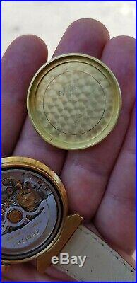 Zenith el primero g383 chronograph vintage 200 pieces limited Edition Poker Chip