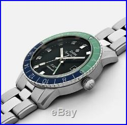 Zodiac Super Seawolf GMT Limited Edition Hodinkee 182 Pieces (039 of 182)